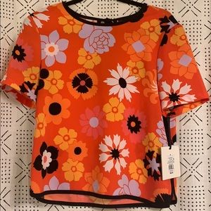 NWT Victoria Beckham for Target short sleeve top